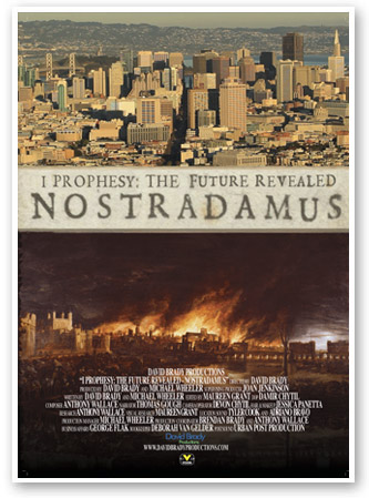 I Prophesy: The Future Revealed: Nostradamus