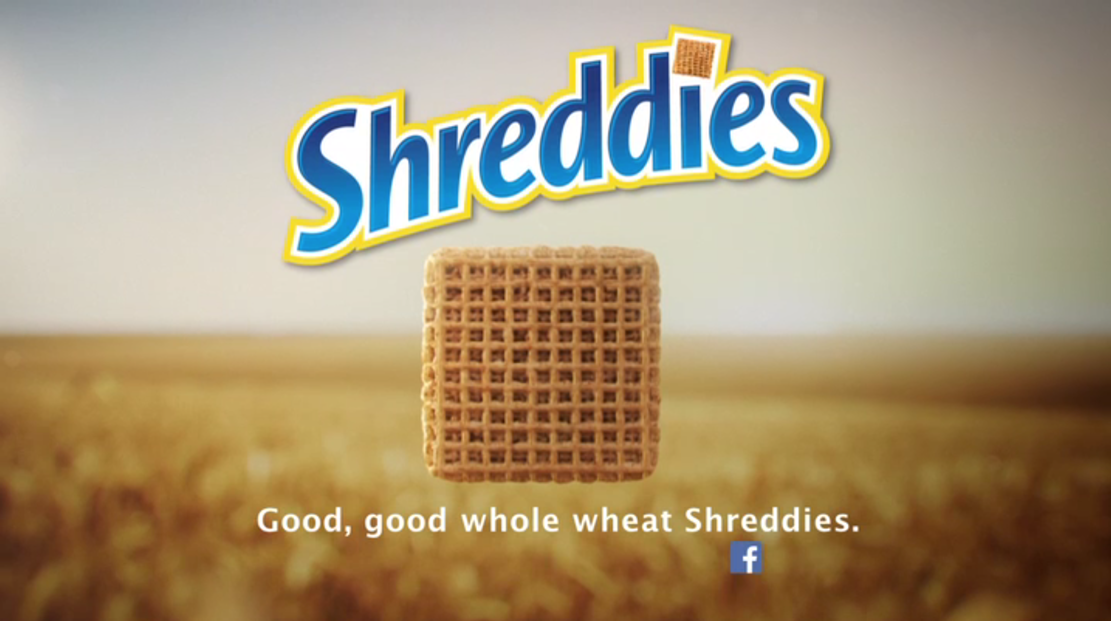 Shreddies Commercial