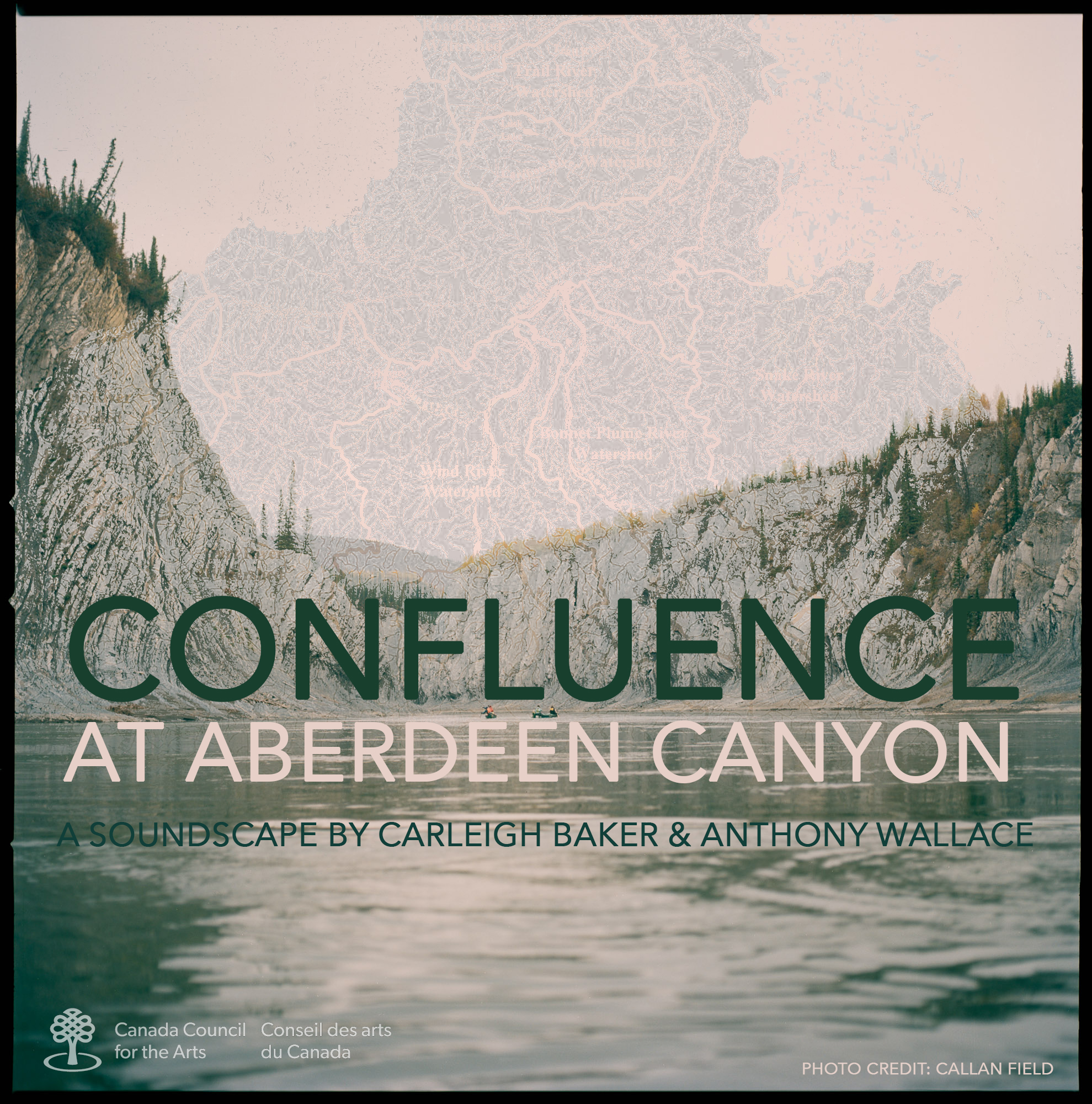 Confluence At Aberdeen Canyon – Soundscape
