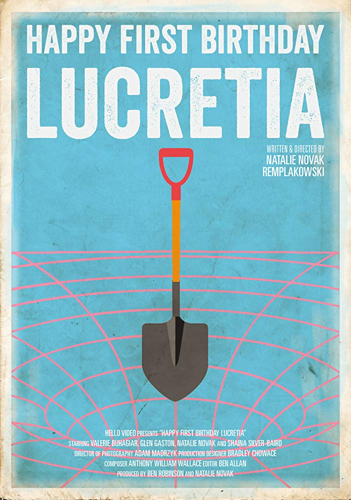 Happy First Birthday Lucretia